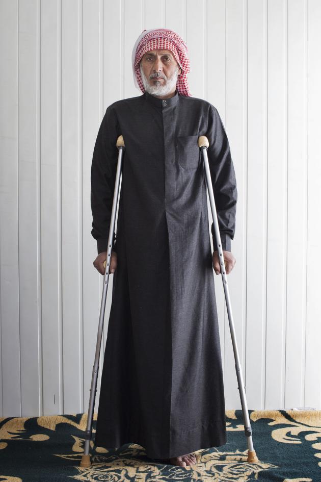 Mahmud. Foto: Kai Wiedenhöfer