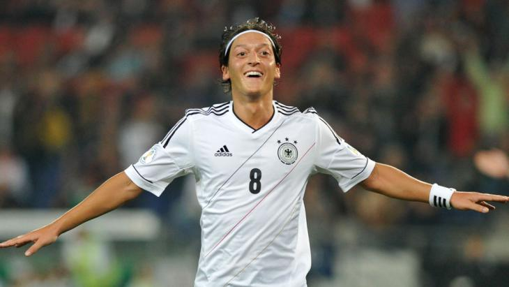 Mesut Özil; Foto: Reuters