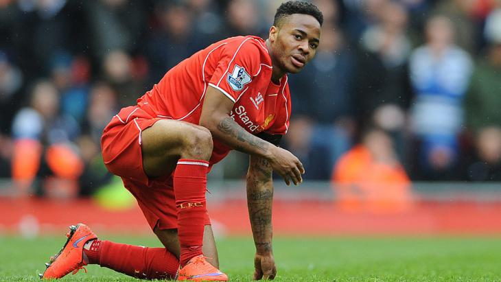 Raheem Sterling; Foto: picture-alliance/dpa/P. Powell