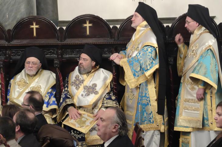 Orthodoxes Weihnachtsfest