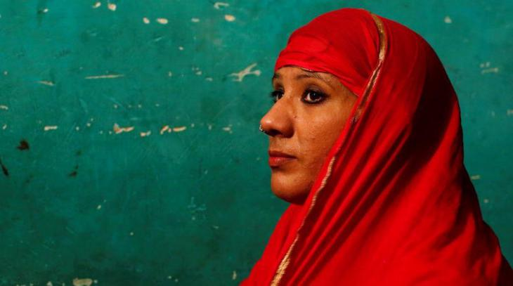 Meherunnisa Shaukat Ali; Foto: Reuters