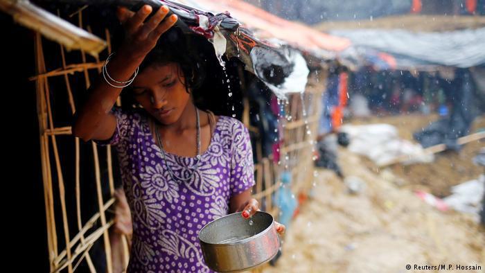 Rohingya im Flüchtlingslager Cox's Bazar; Foto: Reuters/M.P. Hossain