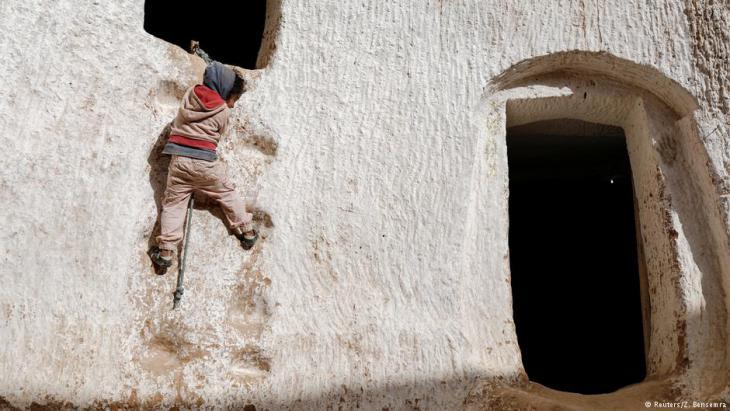 Foto: Reuters/Z.Bensemra