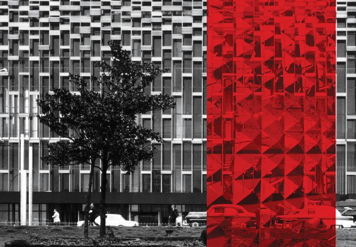 Tabanlioglu Architects: Recomposing Atatürk Culture Centre (AKM), Collage