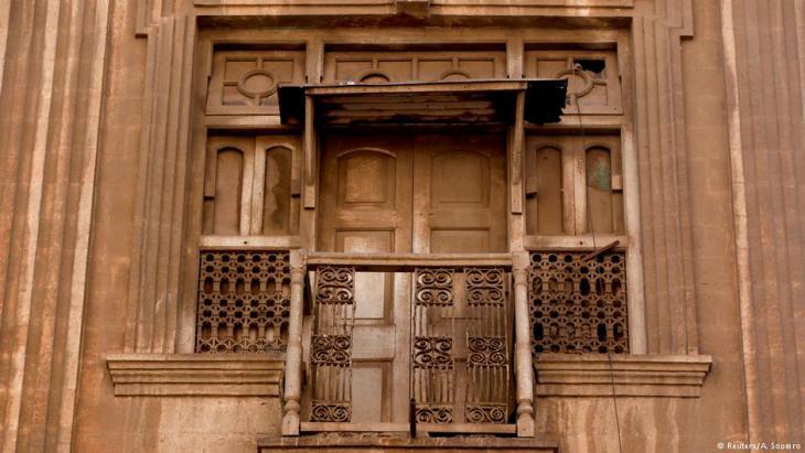 Architektonische Juwelen der Kolonial-Ära in Karachi, Pakistan; Foto: Reuters
