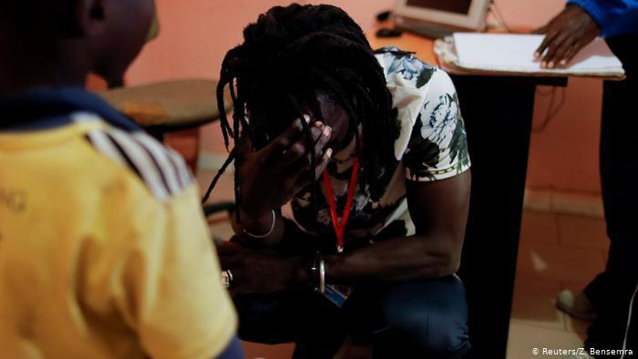 """Issa Kouyate, Gründer der Hilfsorganisation """"Maison de la Gare""""; Foto: Reuters"""