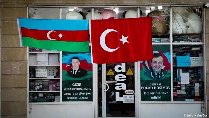 Barda, Aserbaidschan. Foto: Julia Hahn/DW