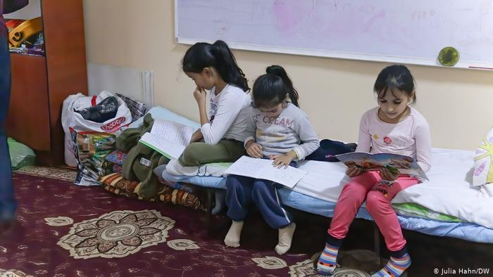 Schule in Barda, Aserbaidschan. Foto: Julia Hahn/DW