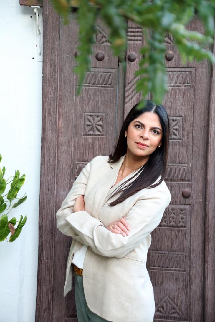 Maha Suleiman Barakat Al Lamki. Foto: Pascal Mannaerts