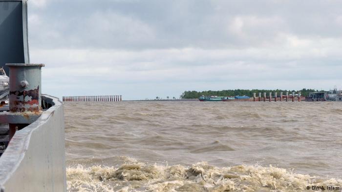 Rohingya-Flüchtlinge: Überfahrt zur Bhashan Char