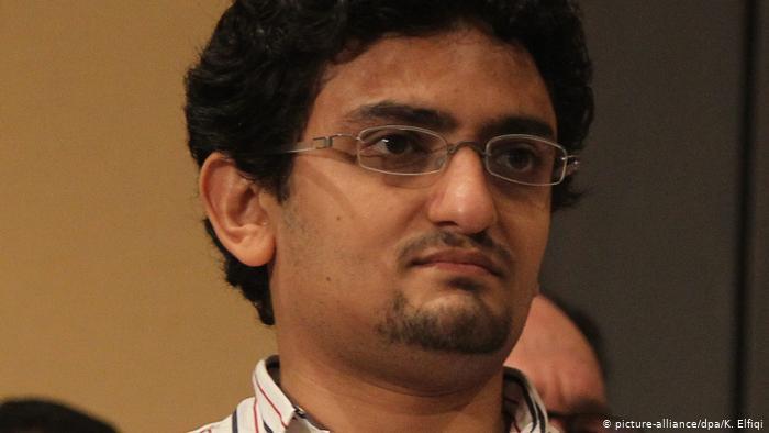 Wael Ghonim, ägyptischer Menschenrechtsaktivist