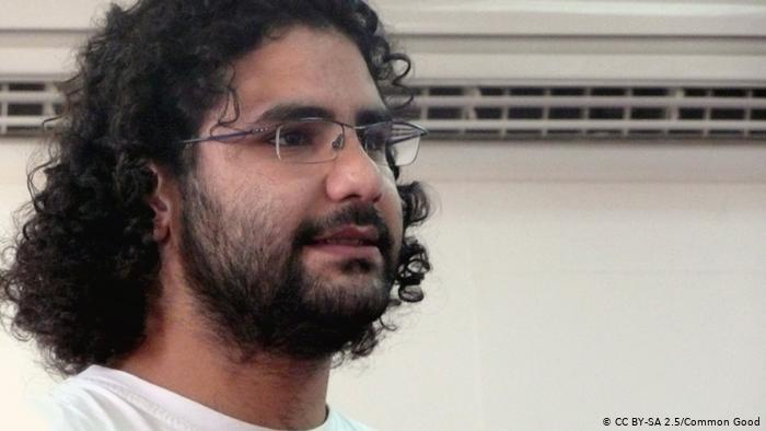 Alaa Abdel Fattah, ägyptischer Menschenrechtsaktivist