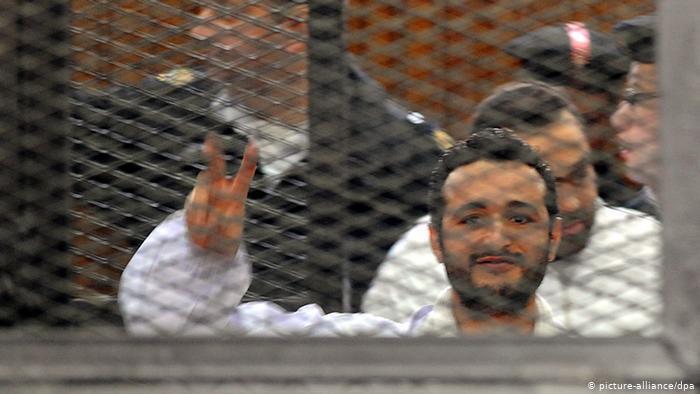 Ahmed Douma, ägyptischer Menschenrechtsaktivist