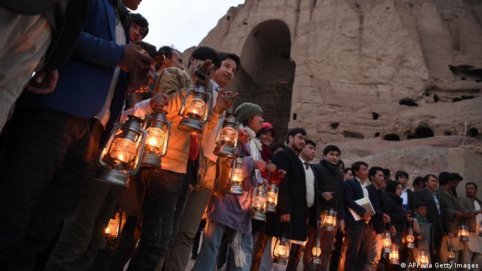 Afghanistan Veranstaltung | Eine Nacht mit Buddha im Bamiyan-Tal