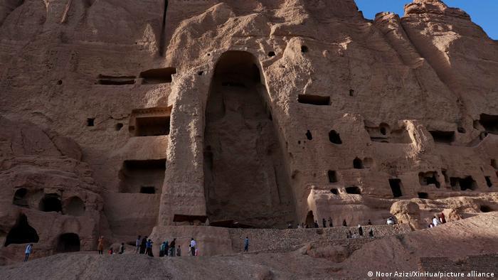 Afghanistan Bamiyan | Alltag | Buddha-Statuen