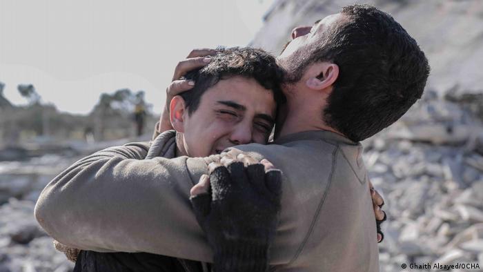 BG Photos and testimonies from Syrian photographers   Ghaith AlsayedHamam