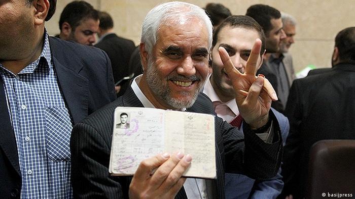 Mohsen Mehralisadeh war unter Präsident Chatami (1997-2005) Leiter der Nationalen Sportorganisation. 2005 kandidierte der heute 66-Jährige Politiker für die Präsidentschaftswahlen, wurde aber zunächst disqualifiziert und nach Intervention des religiösen Führers doch noch zugelassen, wahrscheinlich in der Absicht, die Wahlbeteiligung zu erhöhen. Wahlsieger war Mahmud Ahmadinedschad.