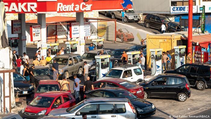Treibstoffmangel in Beirut