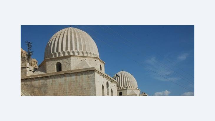 Die Zinciriye-Madrase in der Altstadt von Mardin; Foto: Sonja Galler