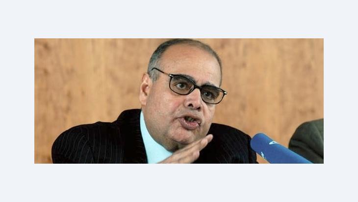 Nasr Hamid Abu Zaid; Foto: Ikhlas Abbis