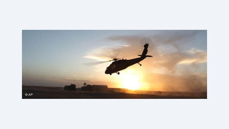 Großoffensive von U.S. Marines in der afghanischen Provinz Helmand; Foto: AP