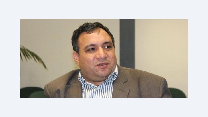 Ammar Ali Hassan; Foto: Martina Sabra
