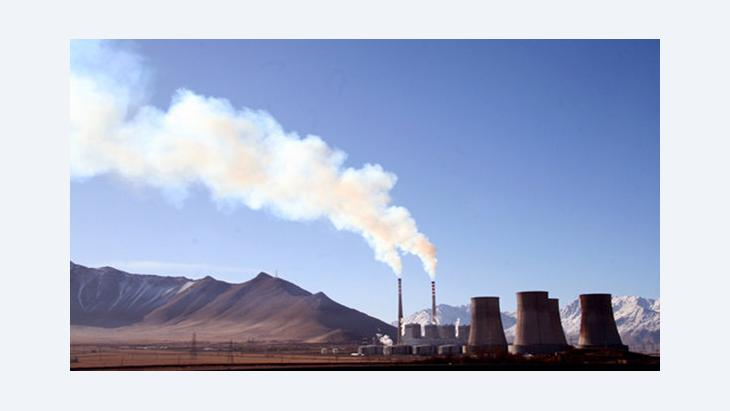 Atomreaktor Shazand im Iran; Foto: markazinews