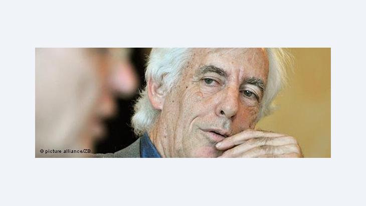 Moshe Zimmermann; Foto: picture alliance