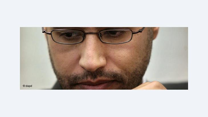 Saif al-Islam Gaddafi; Foto: dapd