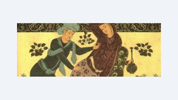 "Buchcover: ""The Night of the Golden Butterfly"" von Tariq Ali"