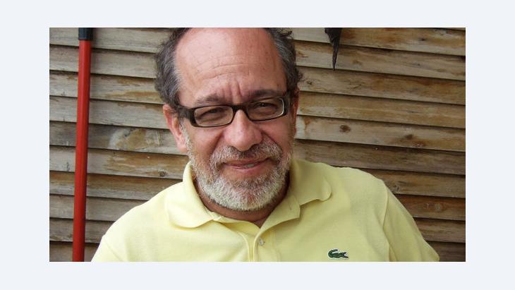 Der türkische Schriftsteller Mario Levi; Foto: dpa