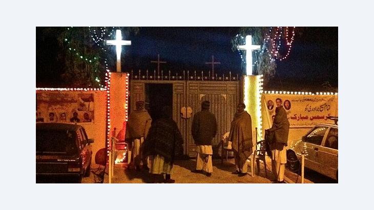 weihnachten in pakistan im harmonischen einklang mit der. Black Bedroom Furniture Sets. Home Design Ideas