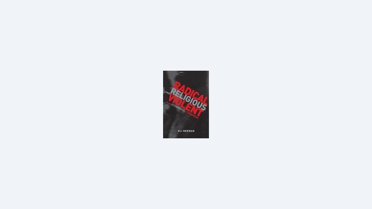 "Buchcover ""The New Economics of Terrorism"" von Eli Berman"