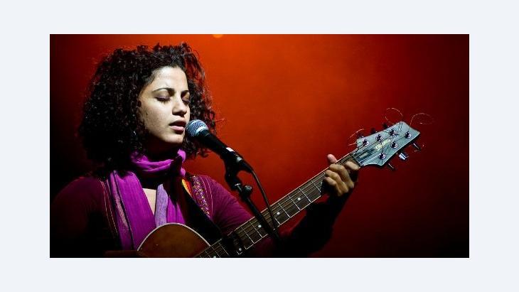 Emel Mathlouthi; Foto: Emel Mathlouthi