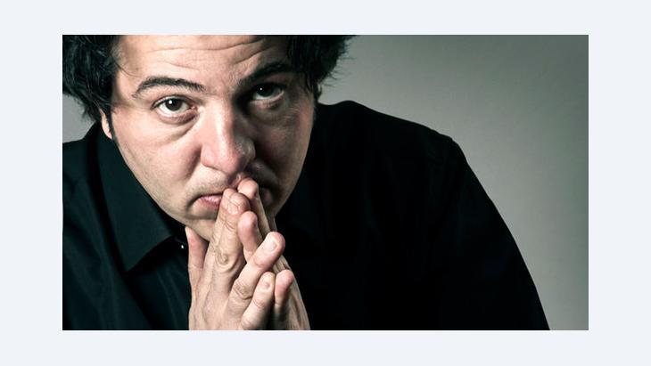 Der türkische Pianist Fazil Say; Foto: dpa/picture-alliance