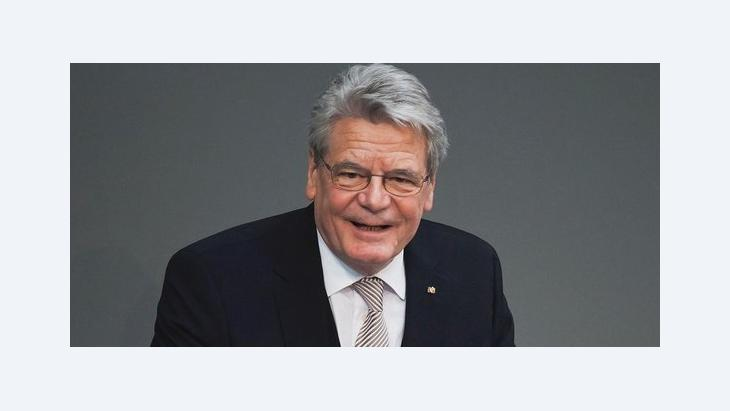 Joachim Gauck; Foto: dapd