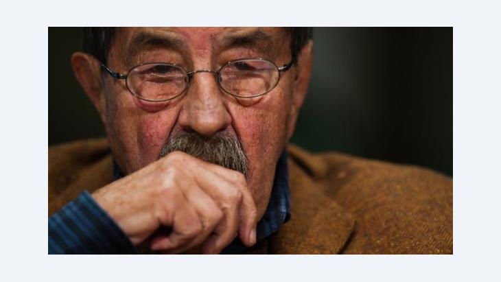 Günter Grass; Foto: dapd