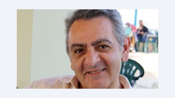 Hazem Saghieh, politischer Analyst und Meinungsredakteur der arabischen Zeitung Al Hayat; Foto: privat