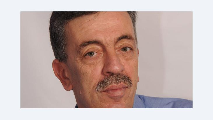 Jabbour Douaihy; Foto: Giangiacomo Feltrinelli Editore