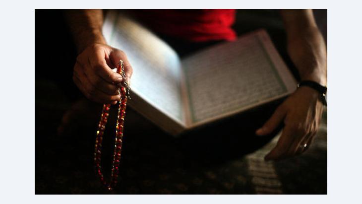 Koran; Foto: dpa