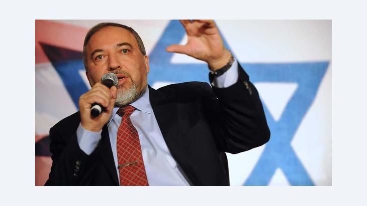 Avigdor Lieberman; Foto: Reuters/Mary F. Calvert