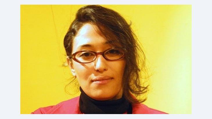 Lina Alabed; Foto: Irmgard Berner