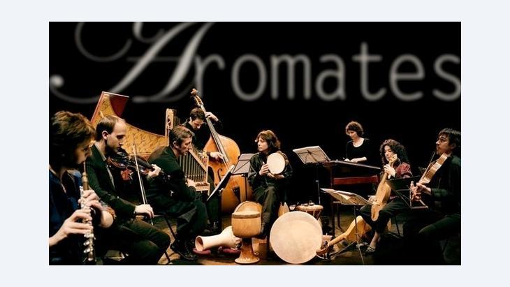 Michèle Claude und ihr Ensemble Aromates; Foto: Michèle Claude