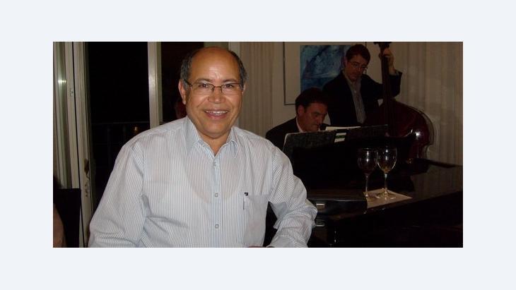Der Geschichtsphilosoph Mohamed Turki, Foto: privat