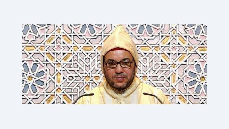 König Mohammed VI. von Marokko; Foto: AP