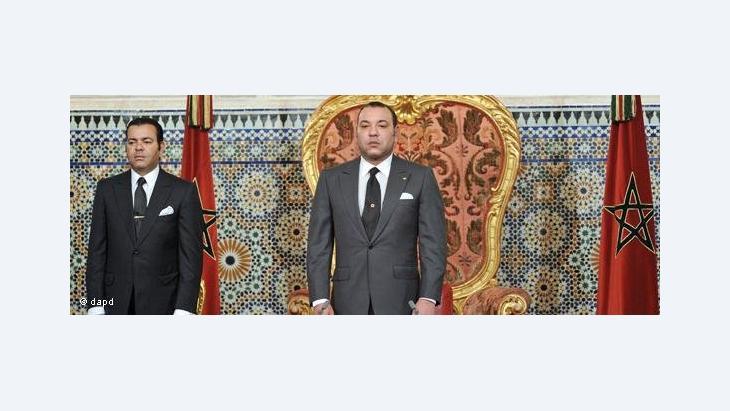 Marokkos König stellt Einzelheiten seiner Verfassungsreform vor; Foto: dapd