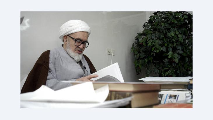 Hossein-Ali Montazeri; Foto: Getty Images