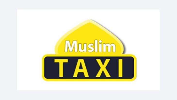 Logo Muslim-Taxi; Foto: muslimtaxi.de