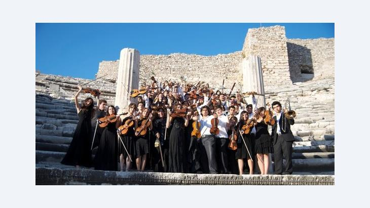 Das Turkish National Youth Philharmonic Orchestra, Foto: beethovenfest.de