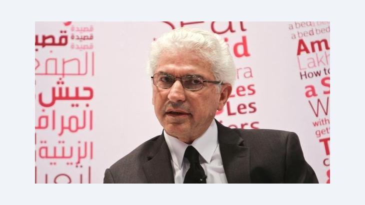 Nihad Siris; Foto: Abu Dhabi Book Fair